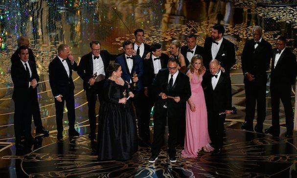 Spotlight Oscars 2016