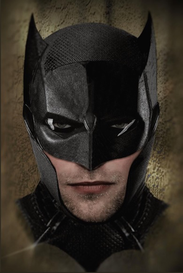 Robert Pattinson Batman 607