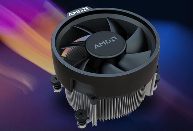 Procesorius AMD 100-100000031BOX - Topocentras