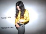 bluza & pantalone /blouse&pants/ blouse by Ivana Stojanović pants by Monika Ratković