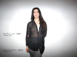 košulja & pantalone /shirt&pants/ pants by Monika Ratković