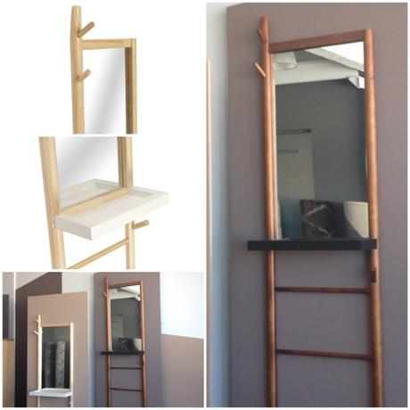 etagere echelle conforama