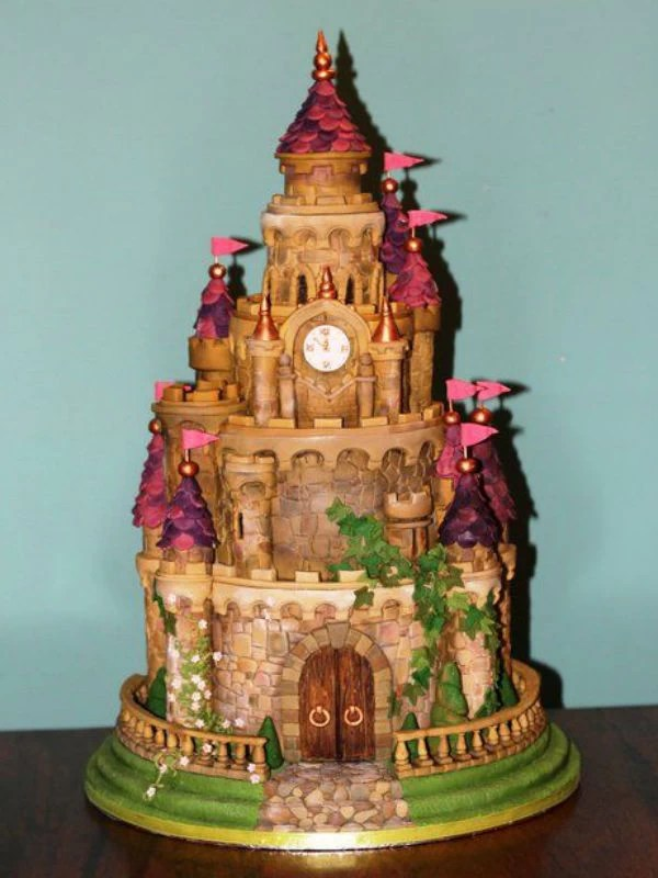 12 Creative Cakes Too Amazing to Eat  Food Network Canada
