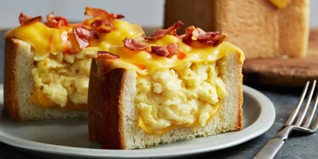 Bacon Egg And Cheese Bread Boxes Recipes Food Network Canada