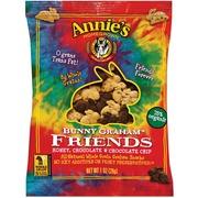 Annie39s Homegrown Bunny GrahamsFriends Honey Chocolate
