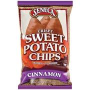 Seneca Sweet Potato ChipsCrispy Cinnamon Calories