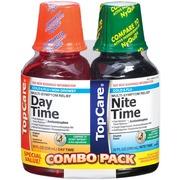 Top CareR Cold Flu MedicineDay Time Night Time