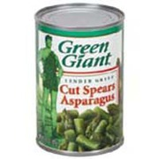 Green Giant Cut Spears Asparagus Tender Green Calories
