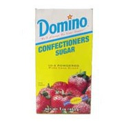 Domino Confectioners Sugar Calories Nutrition Analysis