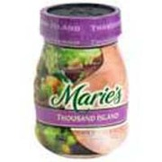 Marie39s Dressing Thousand Island Calories Nutrition