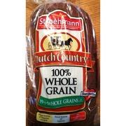 Stroehmann Dutch Country 100 Whole Grain Bread Calories
