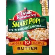 orville redenbacher s microwave popcorn butter smart pop 94 fat free