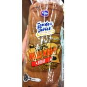 Kroger Bread 100% Whole Wheat: Calories Nutrition ...