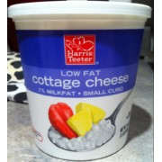 Harris Teeter Low Fat Cottage Cheese Calories Nutrition