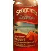 Seagram's Escapes Strawberry Daiquiri Malt Beverage Beer ...