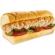 Subway Spicy Tuna Sandwich: Calories Nutrition Analysis ...
