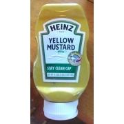 Heinz Yellow Mustard: Calories Nutrition Analysis & More ...