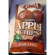 Seneca Crispy Apple Chips Caramel Calories Nutrition