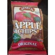 Seneca Crispy Apple Chips Original Calories Nutrition