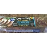 kroger pork tenderloin steakhouse style
