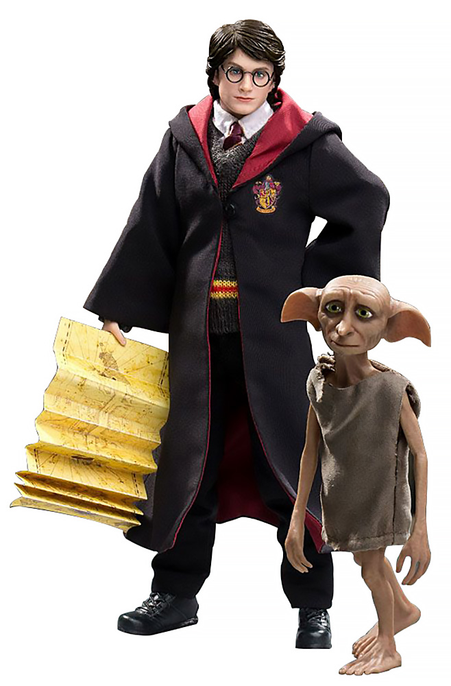 harry potter real masters