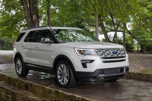 small resolution of 2019 ford explorer xlt desert copper edition