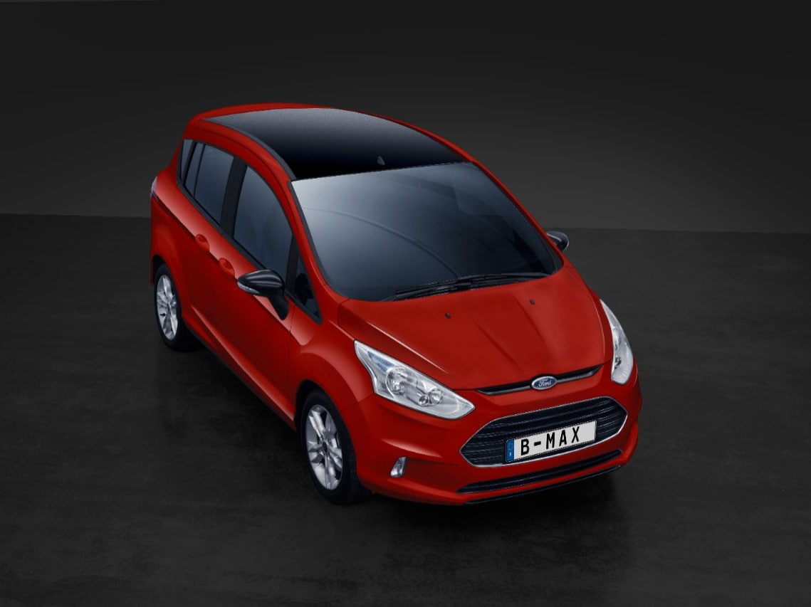 Ford Introduces Eye Catching New B Max Colour Edition B Max To Offer More Powerful 140 Ps 1 0