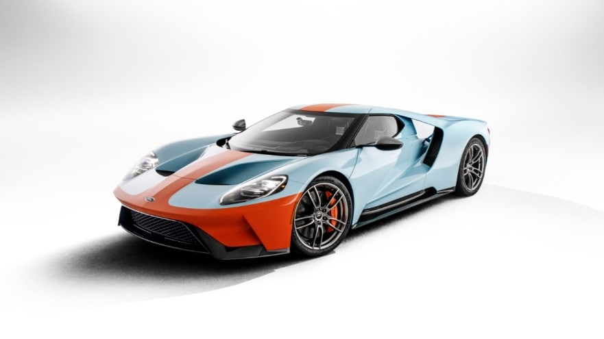new 2019 ford gt