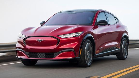 Mustang Mach-E | Ford Media Center