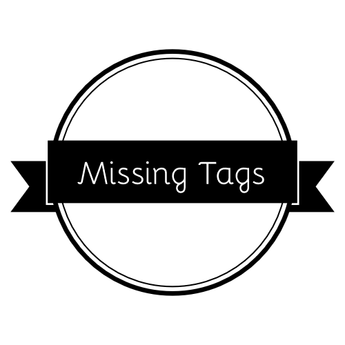 Overview - Missing Tags