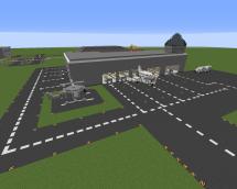 Minecraft Airport