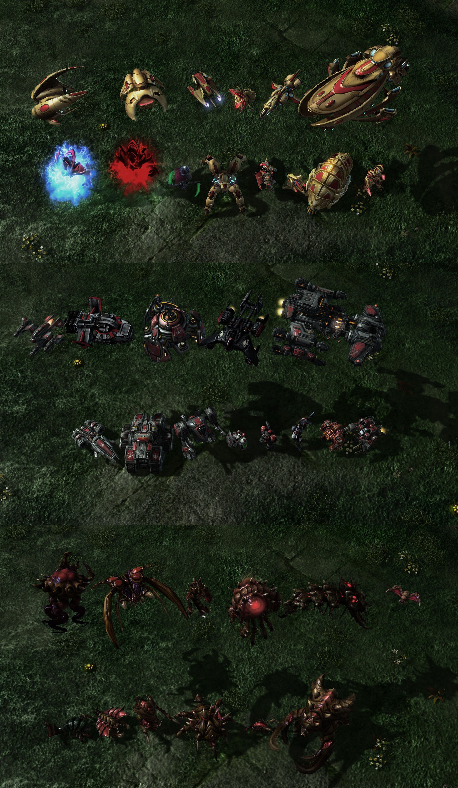 overview starcraft 2 brood