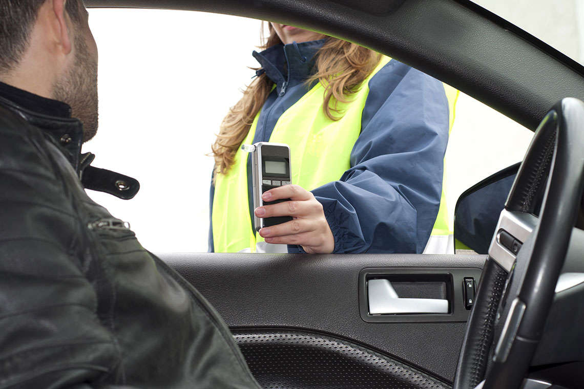 Stop Drunk Driving Accidents in Lexington