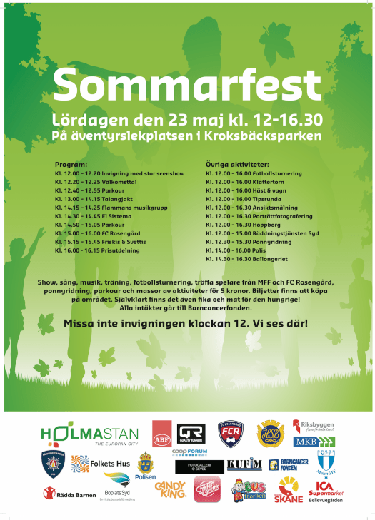 Holmastan Sommarfest 2015
