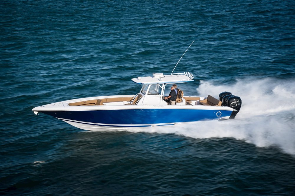 medium resolution of 38cc ls speed offshore fishing boat