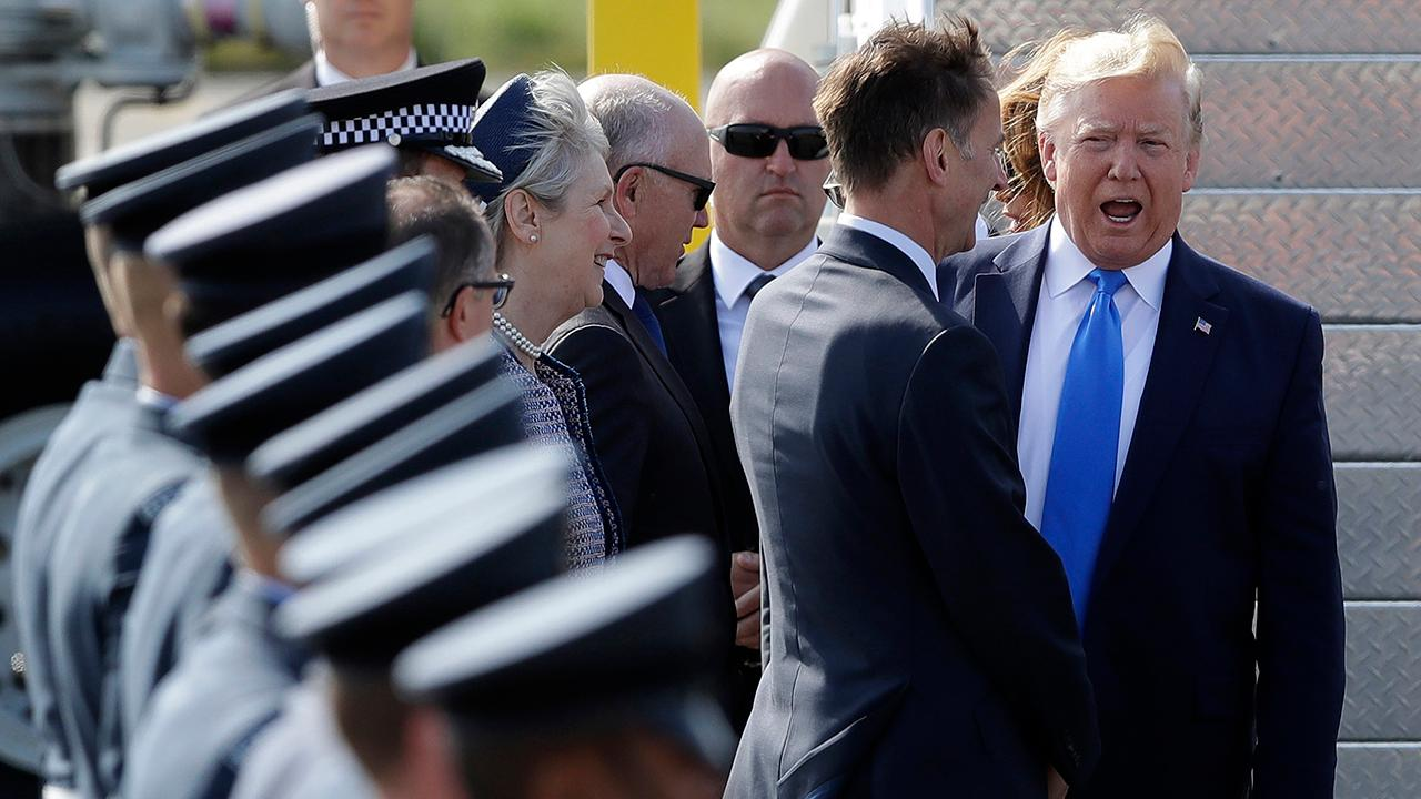 Heritage Foundation Center for Freedom director Nile Gardiner on President Trump's state visit to the U.K.