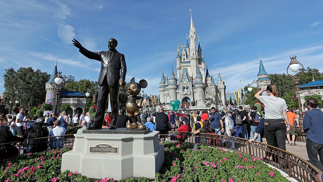 Disneyland donates food after coronavirus fears close parks | Fox ...