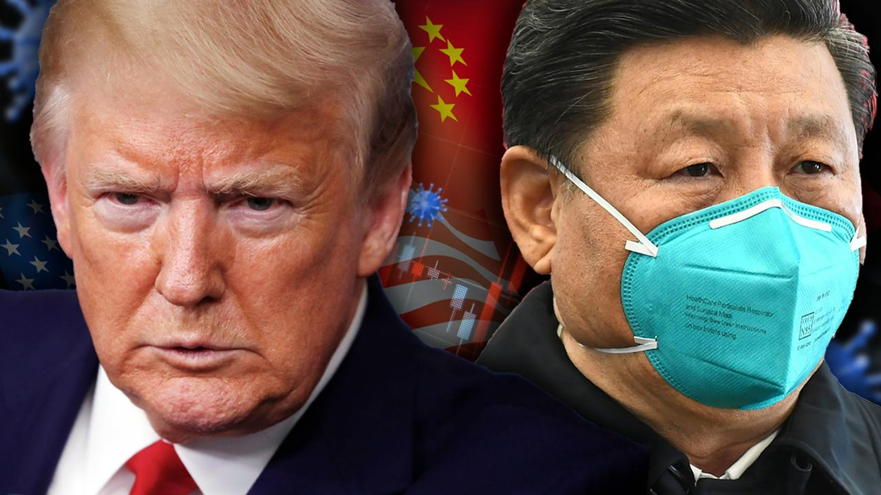 Senator Chuck Grassley, R-Iowa, discusses a new report the White House has launched a probe into a coronavirus coverup by China and the World Health Organization.