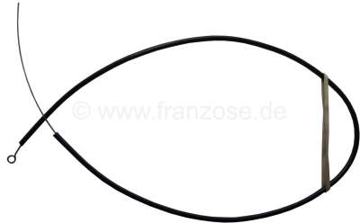 Heater cable short, suitable for Citroen 2CV, for all