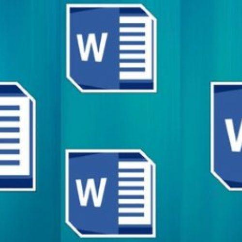 كورس الوورد الإحترافى – Advanced Microsoft Word