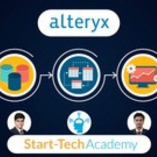 Alteryx Masterclass for Data Analytics, ETL and Reporting