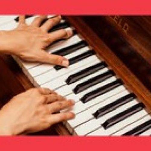 Curso Certificado de Piano