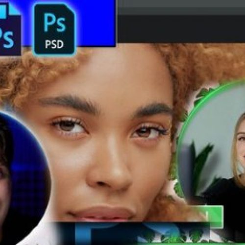 Learn Photoshop – Ultimate Beginners Guide to Photoshop
