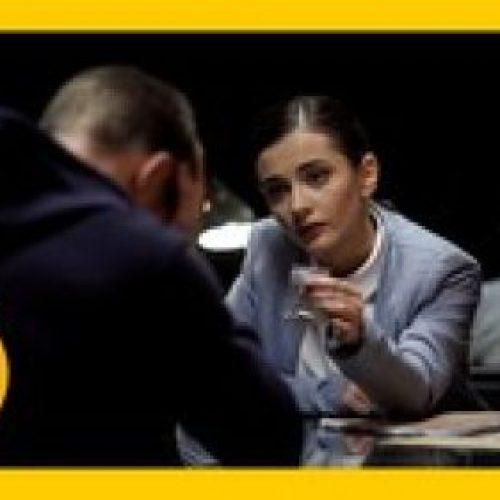 """Lie Detection: FBI's """"Detective House"""" Interrogation"""