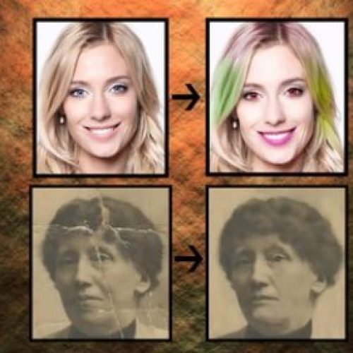 Mastering Retouching and Restoration (15 projects Included)