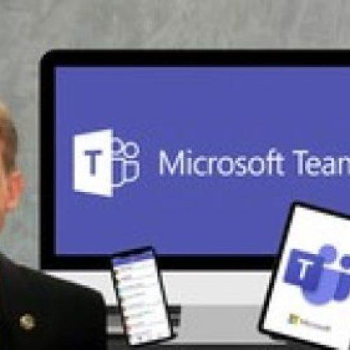 Microsoft Teams: Online Teamarbeit und Projektmanagement