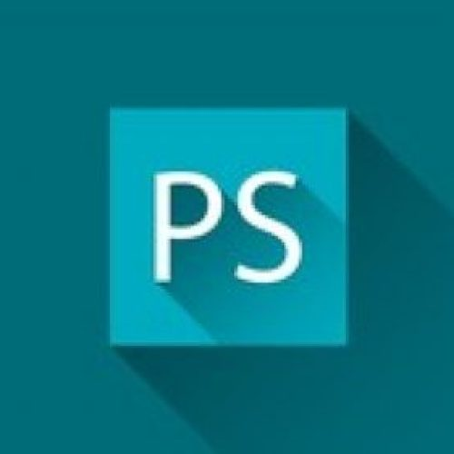 Photoshop Project : Long Shadow Effect (5 Projects Included)