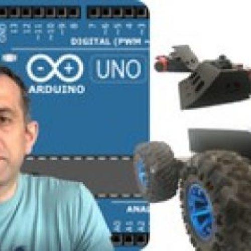 Projelerle ARDUINO öğren, sıfırdan kendi robotlarını yap