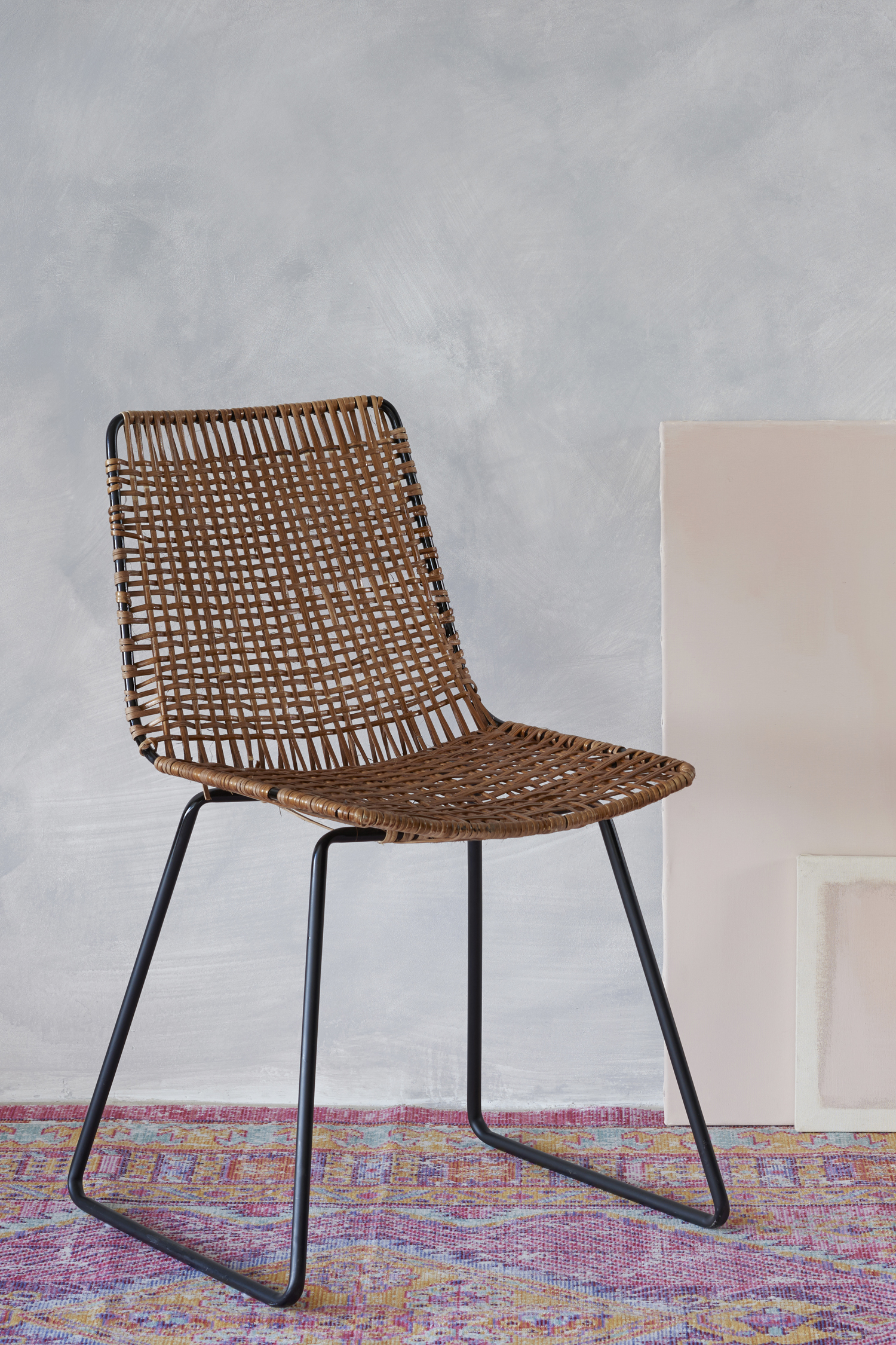 Woven Dining Chair Rattan Dining Chair