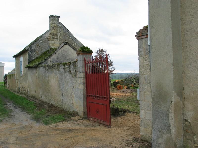 Maison  vendre en Centre  Indre et Loire Le Grand Pressigny Corps de ferme a rnover avec